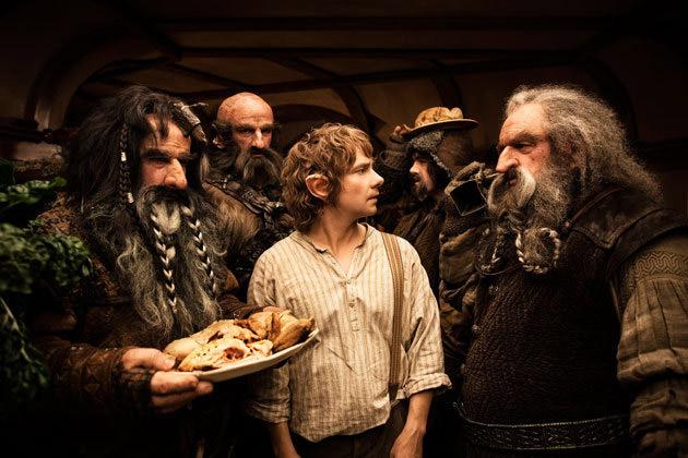 Hobbit - bilet w jedną stronę